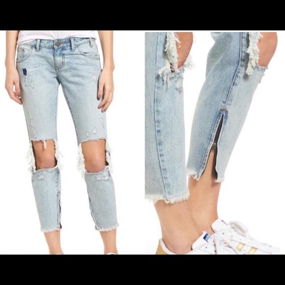 cdaaeb9e9e8 ONE X ONETEASPOON FREEBIRD Destroyed Jeans (25). M_5af1eff9a44dbe9f3bc66e3b